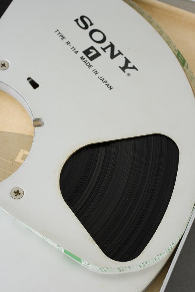 オープンリールテープ「SONY:ソニー DUAD 100BL」-04