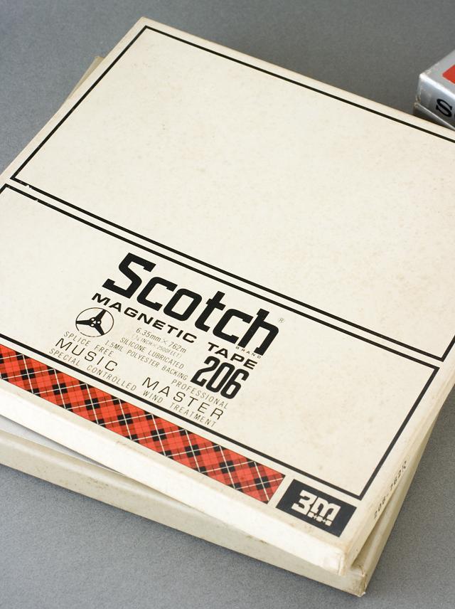 オープンリールテープ「SONY:ソニー DUAD 100BL」-06