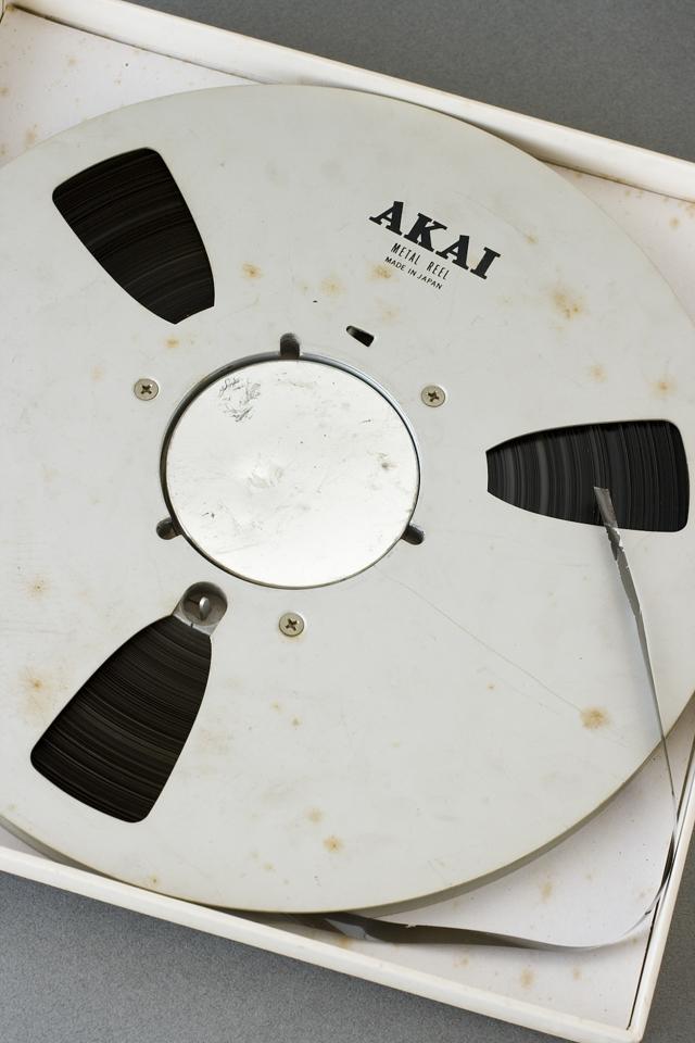 オープンリールテープ「SONY:ソニー DUAD 100BL」-09