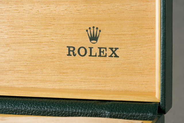 ROLEX:ロレックス腕時計「OYSTER:オイスター」保管ケース-05