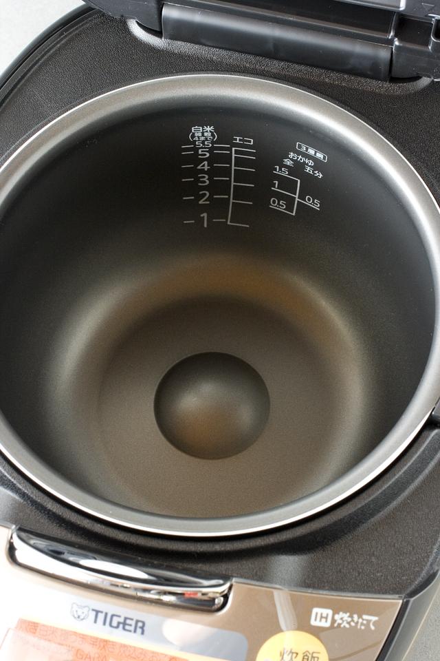 TIGER:タイガーのIH炊飯ジャー「炊きたて|JKT-B101」-10