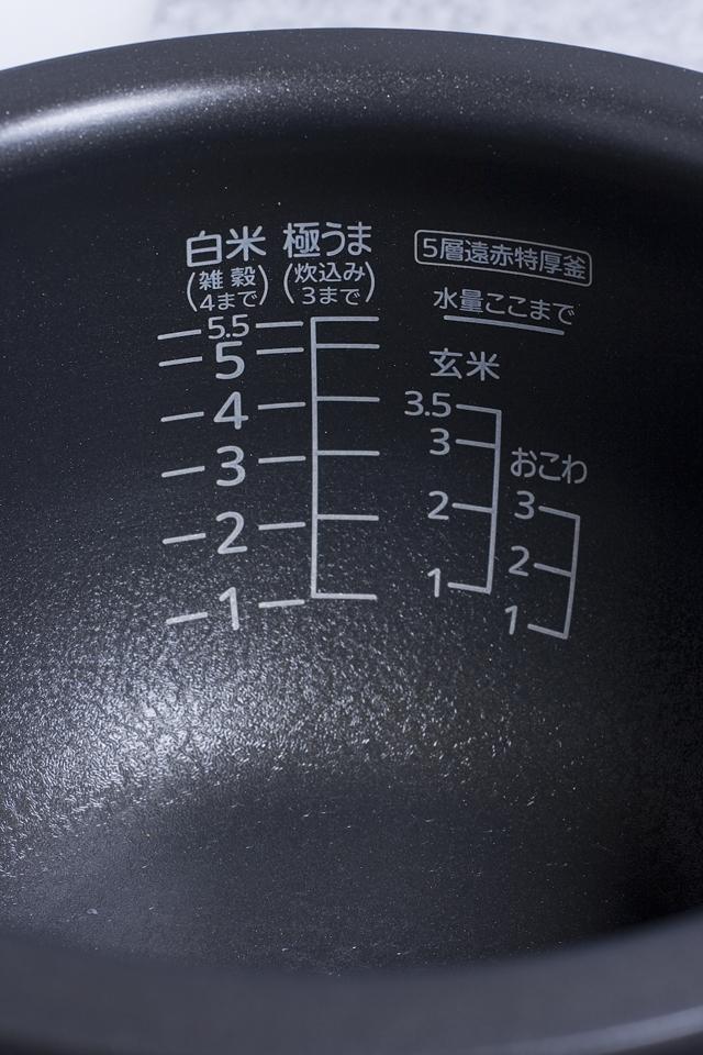 TIGER:タイガーの圧力IH炊飯ジャー「JPB-H100」-17