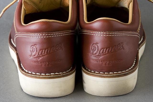 Danner:ダナーのアウトドアブーツ「MT.RIDGE LOW CRISTY」-08