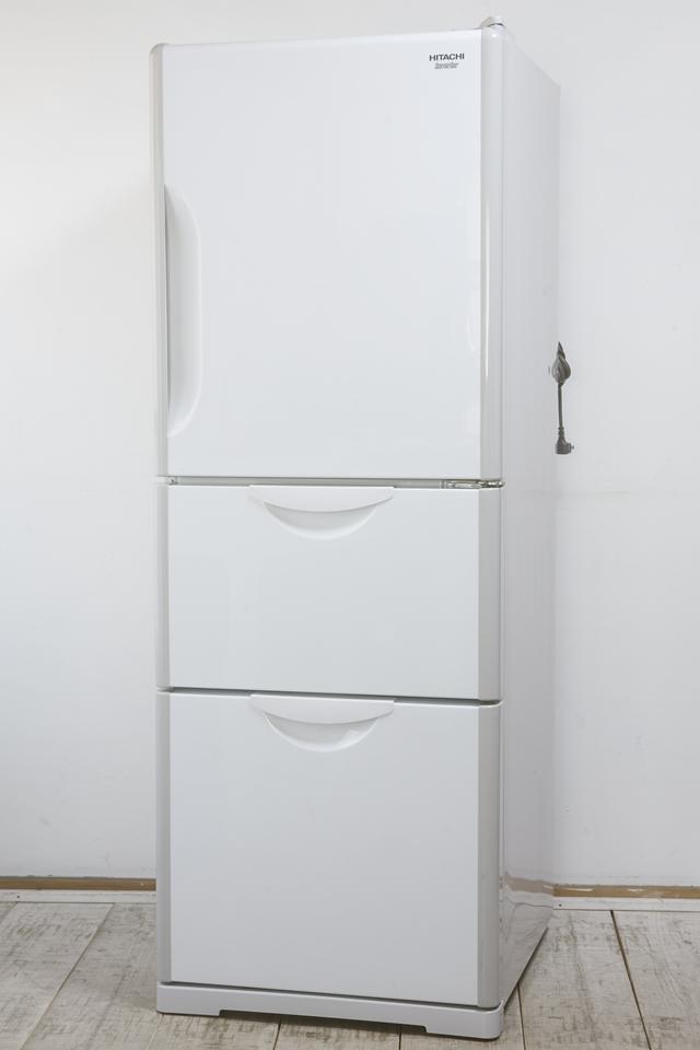 HITACHI:日立のコンパクト3ドア冷蔵庫「R-27DS」-01