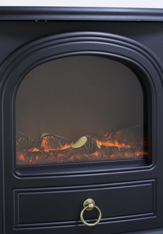 暖炉型ファンヒーター「IFD-049」-02