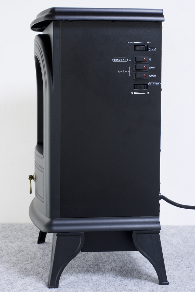 暖炉型ファンヒーター「IFD-049」-05
