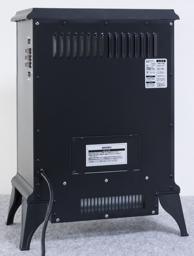 暖炉型ファンヒーター「IFD-049」-10