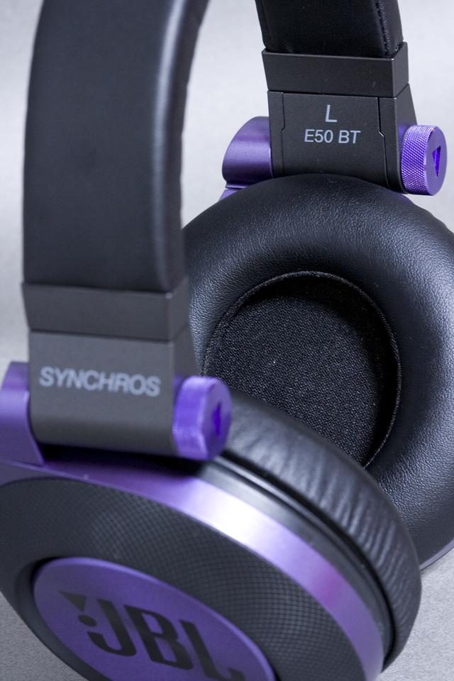 JBLのBluetoothワイヤレスヘッドホン「SYNCHROS E50BT:シンクロス」-09