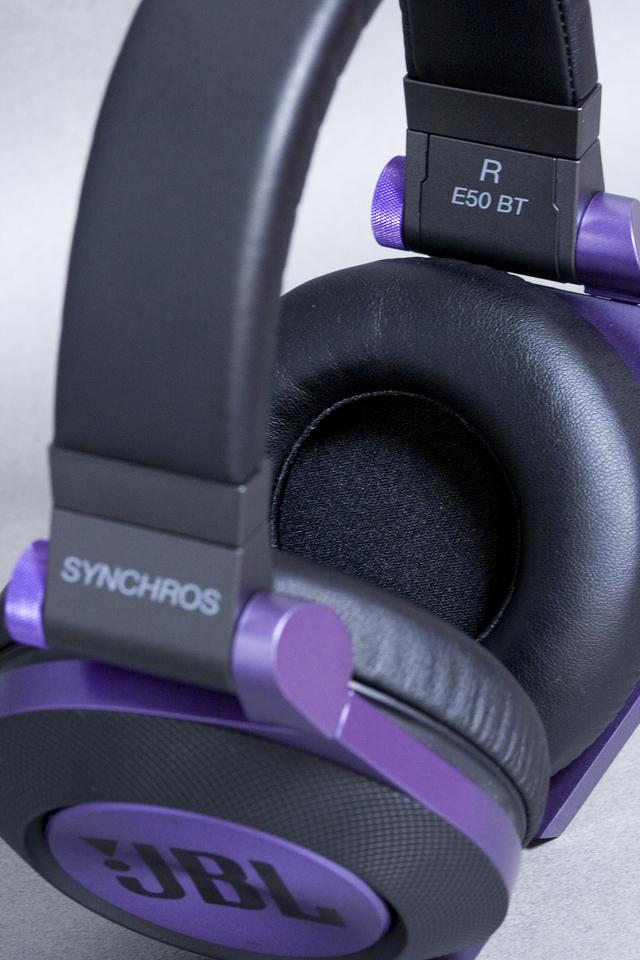 JBLのBluetoothワイヤレスヘッドホン「SYNCHROS E50BT:シンクロス」-10