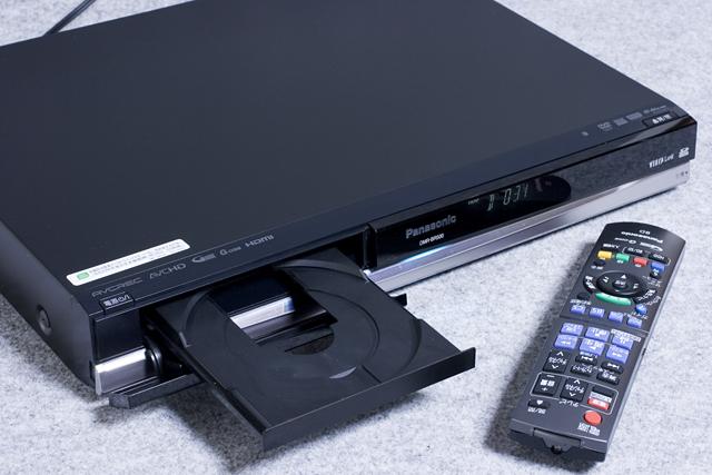 Panasonic:パナソニックのHDD搭載ハイビジョンブルーレイディスクレコーダー 「DMR-BR500」-02