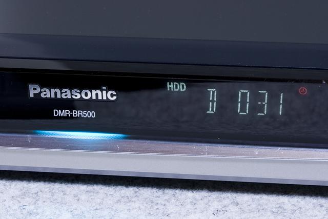 Panasonic:パナソニックのHDD搭載ハイビジョンブルーレイディスクレコーダー 「DMR-BR500」-03