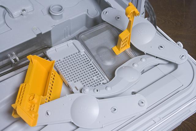 Panasonic:パナソニックの食器洗い乾燥機「NP-TM7」-07