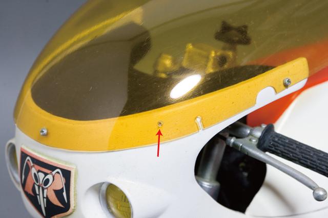 レインボー造形企画謹製の中古フィギュア「RMW仮面ライダー旧1号&旧サイクロン号」-25a