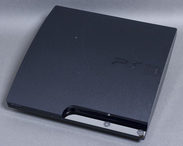 SONY:ソニーのPS3:プレイステーション3「CECH-2500A」-01