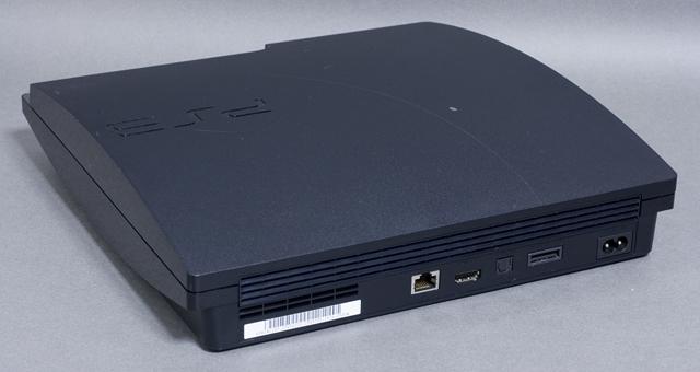 SONY:ソニーのPS3:プレイステーション3「CECH-2500A」-06