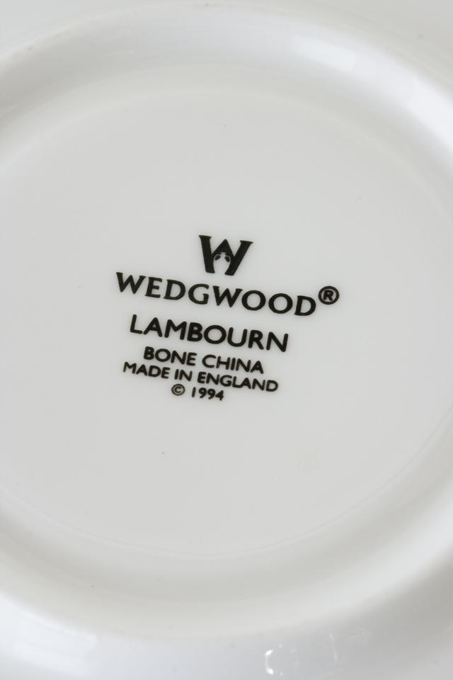 WEDGWOOD:ウェッジウッドの「LAMBOURN:ランボーン」シリーズ-12