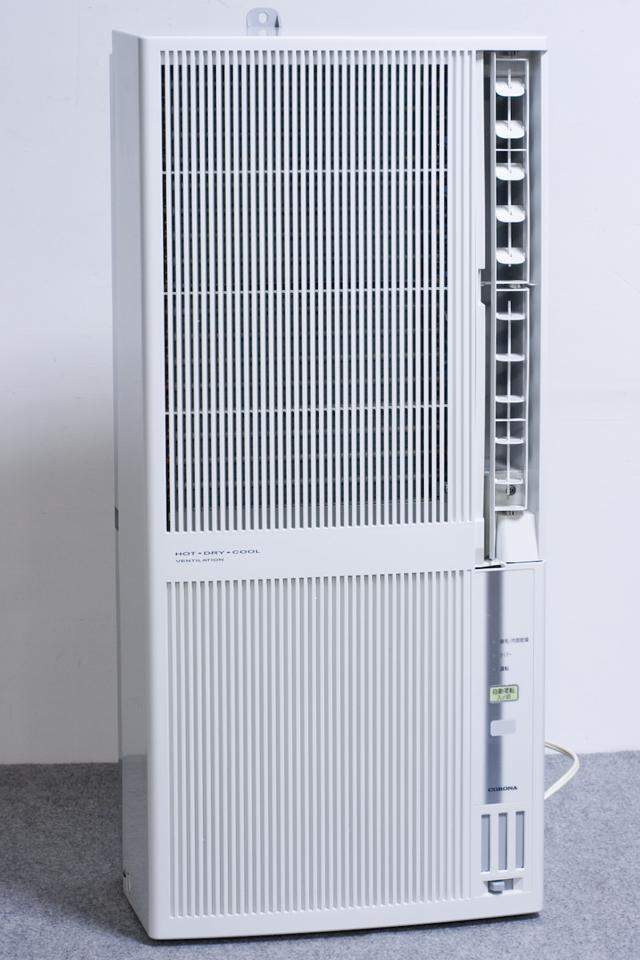 CORONA:コロナの冷暖房兼用窓用ウインドエアコン「CWH-A1813」-02