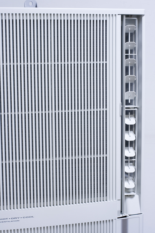 CORONA:コロナの冷暖房兼用窓用ウインドエアコン「CWH-A1813」-08