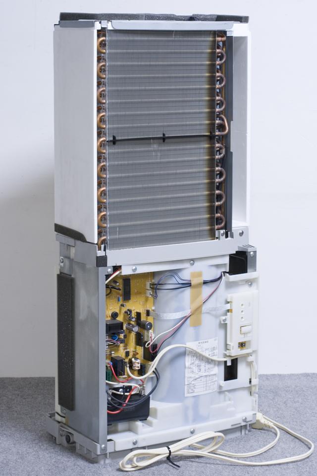 CORONA:コロナの冷暖房兼用窓用ウインドエアコン「CWH-A1813」-13