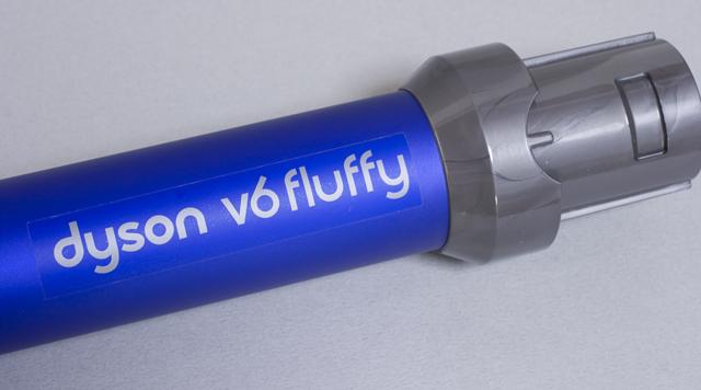 Dyson:ダイソンのコードレスクリーナー「V6 Fluffy:フラフィ」-13