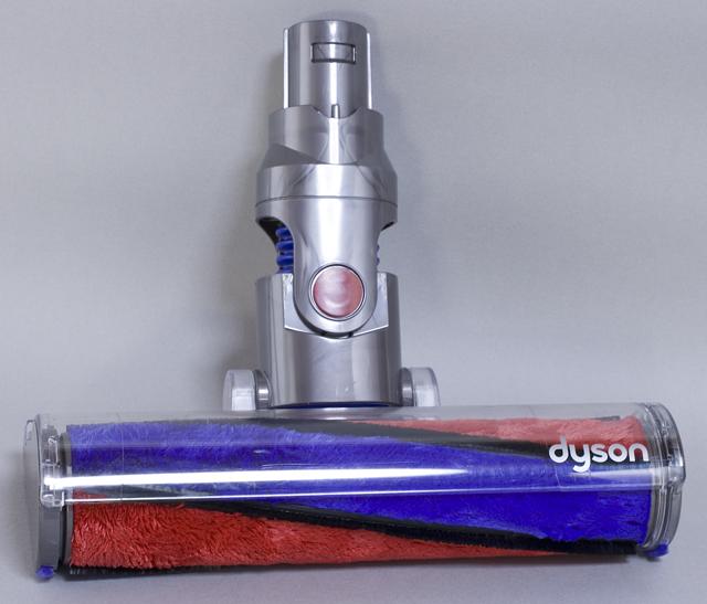 Dyson:ダイソンのコードレスクリーナー「V6 Fluffy:フラフィ」-15