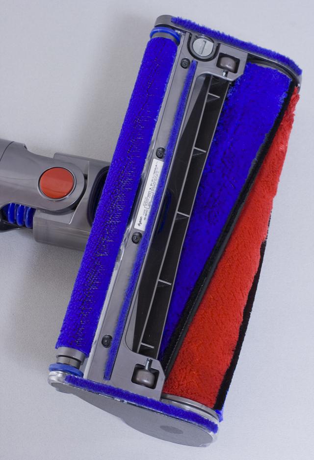 Dyson:ダイソンのコードレスクリーナー「V6 Fluffy:フラフィ」-16
