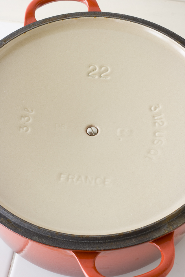 LE CREUSET:ルクルーゼの「ココット・ロンド22cm」-04