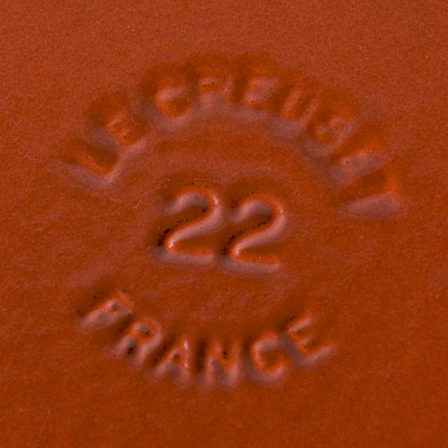 LE CREUSET:ルクルーゼの「ココット・ロンド22cm」-11