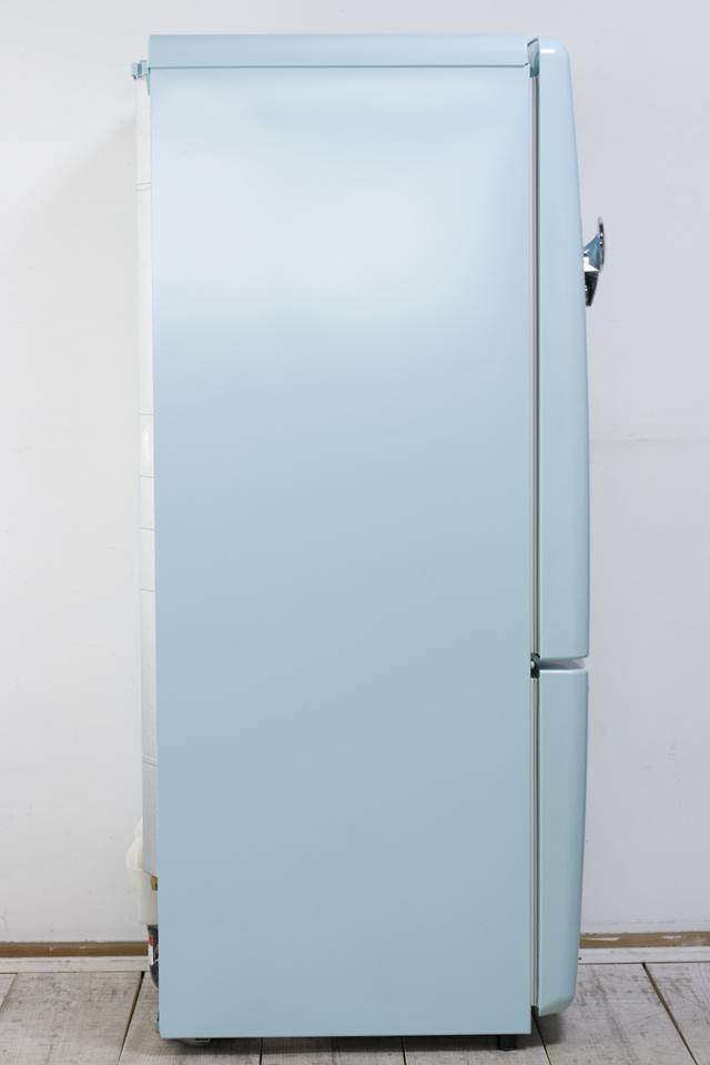 National:ナショナルの「Will:ウィルシリーズ」2ドア冷蔵庫「NR-B162R-AT」ターコイズブルー-02