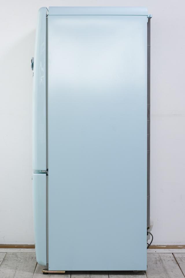 National:ナショナルの「Will:ウィルシリーズ」2ドア冷蔵庫「NR-B162R-AT」ターコイズブルー-04