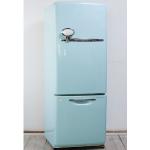 National:ナショナルの「Will:ウィルシリーズ」2ドア冷蔵庫「NR-B162R-AT」ターコイズブルー