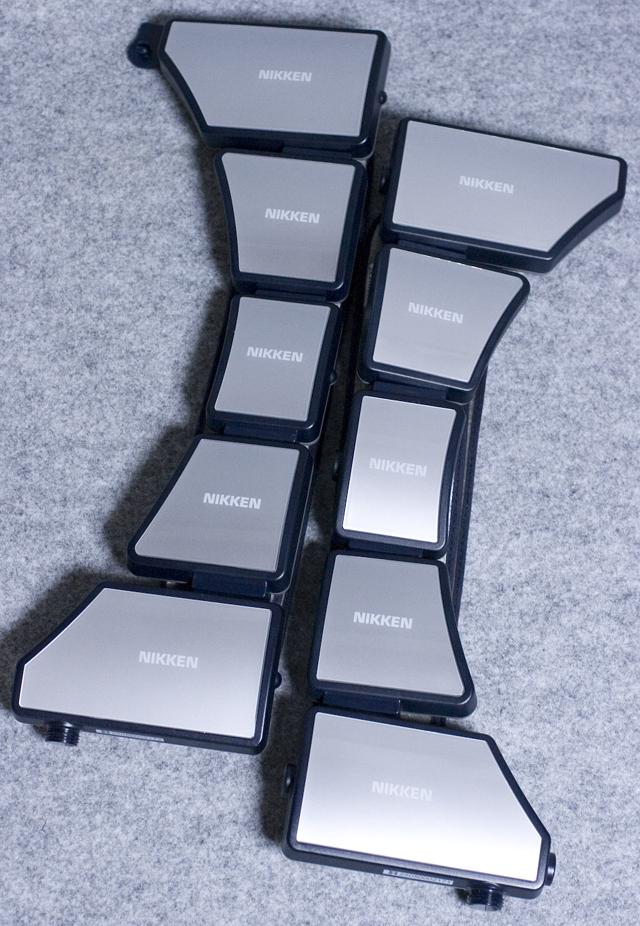 NIKKEN:ニッケンの家庭用電気磁気治療器「BIO BEAM α1:バイオビーム・アルファワン」-05