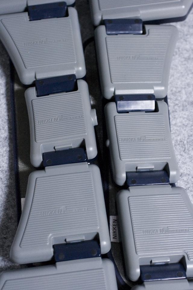NIKKEN:ニッケンの家庭用電気磁気治療器「BIO BEAM α1:バイオビーム・アルファワン」-08