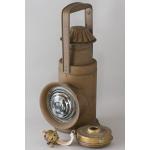 アンティークな「NIPPON SENTO CO LTD:日本船燈株式會社」の船舶照明器具