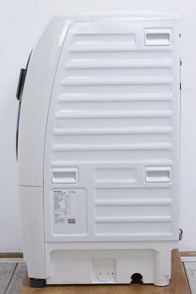 Panasonic:パナソニックのプチドラム「ななめドラム洗濯乾燥機|NA-VH320L」-02