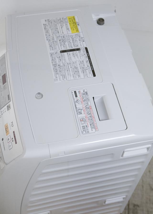 Panasonic:パナソニックのプチドラム「ななめドラム洗濯乾燥機|NA-VH320L」-05
