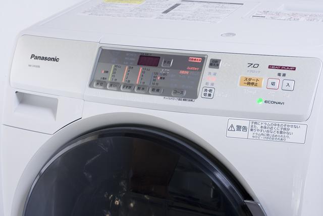 Panasonic:パナソニックのプチドラム「ななめドラム洗濯乾燥機|NA-VH320L」-08