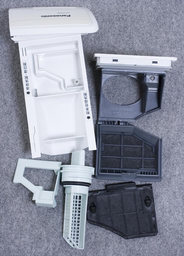 Panasonic:パナソニックのプチドラム「ななめドラム洗濯乾燥機|NA-VH320L」-22
