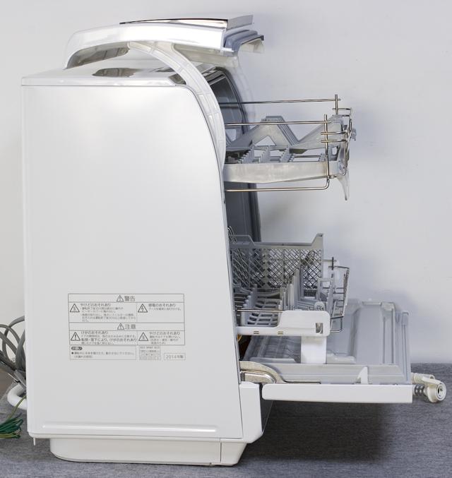 Panasonic:パナソニックの食器洗い乾燥機「NP-TR7」-06