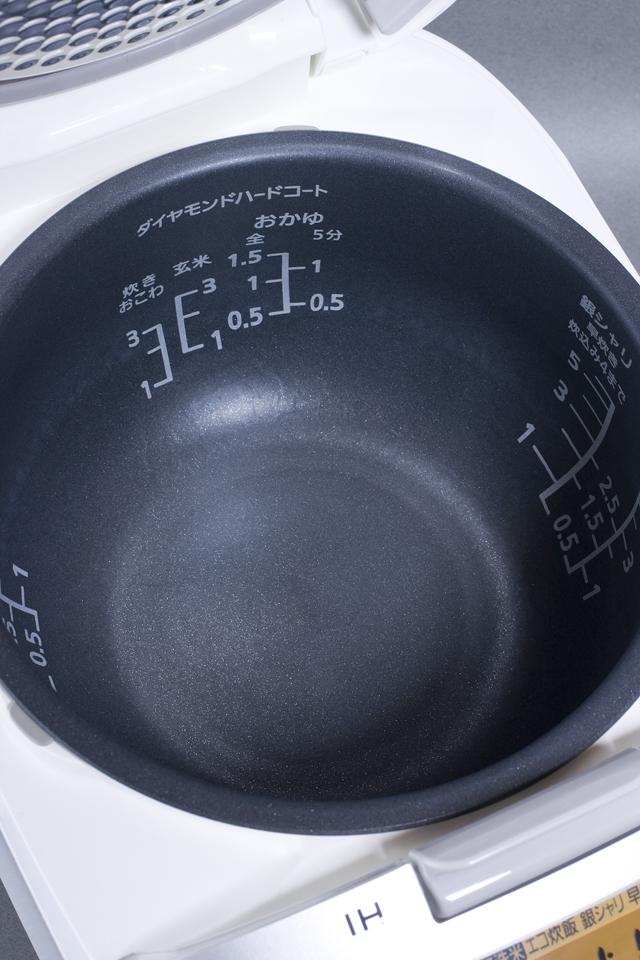 Panasonic:パナソニックのIHジャー炊飯器「SR-HC105」-04