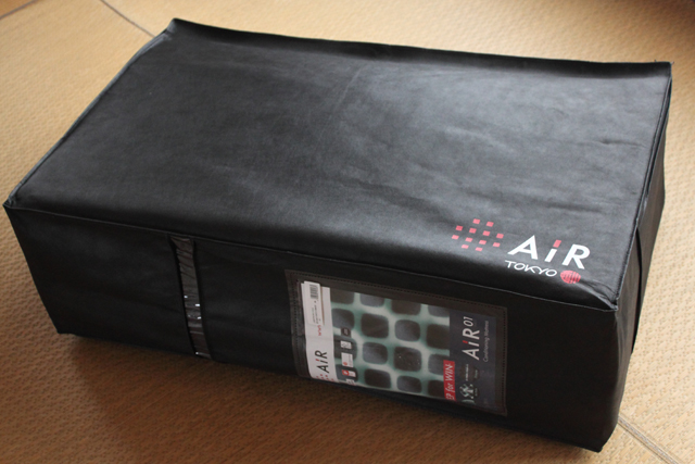 東京西川のコンディショニグマットレス「Air 01:エアー・ファースト」-08