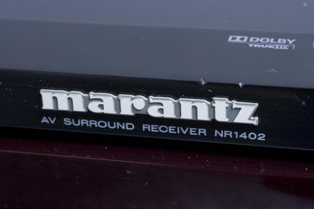 marantz:マランツの AVサラウンドレシーバー「NR1402」-04