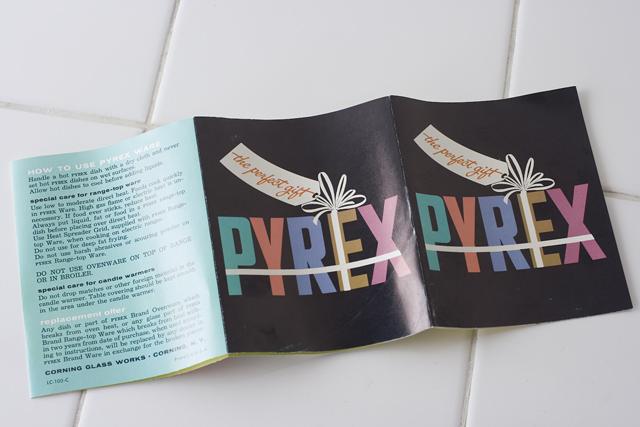 デッドストックのPYREX:オールドパイレックス「CINDERELLA:シンデレラ」-10