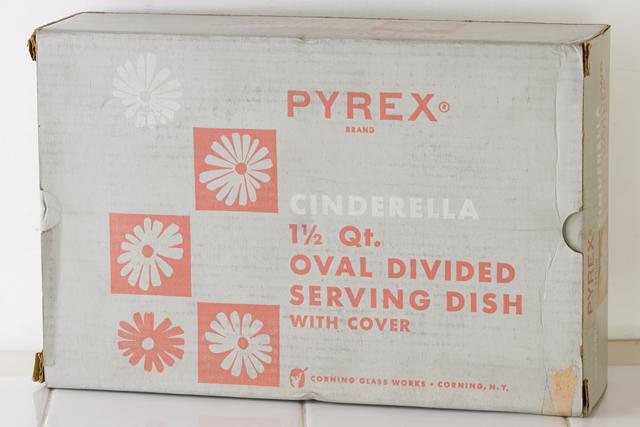 デッドストックのPYREX:オールドパイレックス「CINDERELLA:シンデレラ」-14