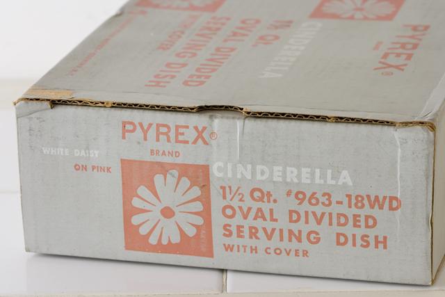 デッドストックのPYREX:オールドパイレックス「CINDERELLA:シンデレラ」-15