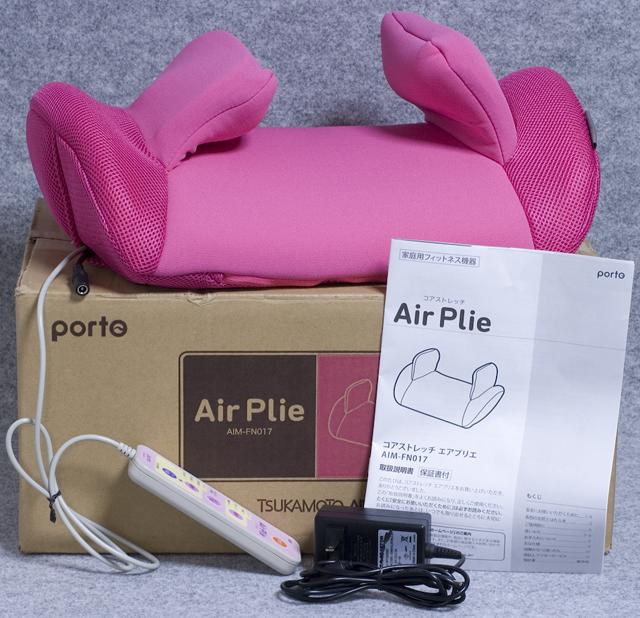 porto:ポルトのコアストレッチ「Air Plie:エアプリエ|AIM-FN017」-01