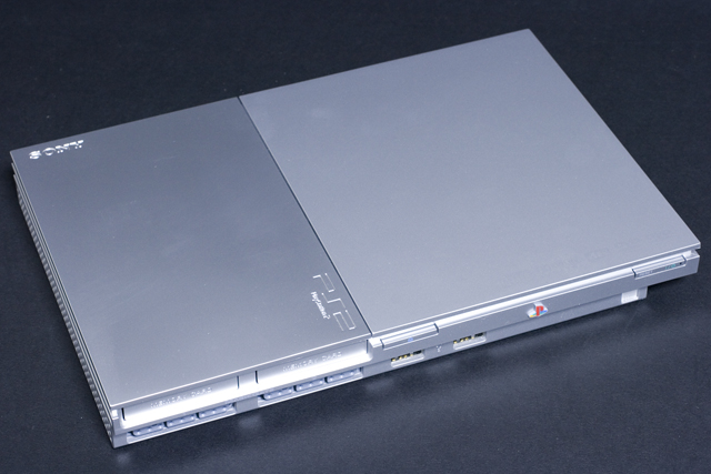 SONY:ソニーのPS2:プレイステーション2「SCPH-90000SS」-04
