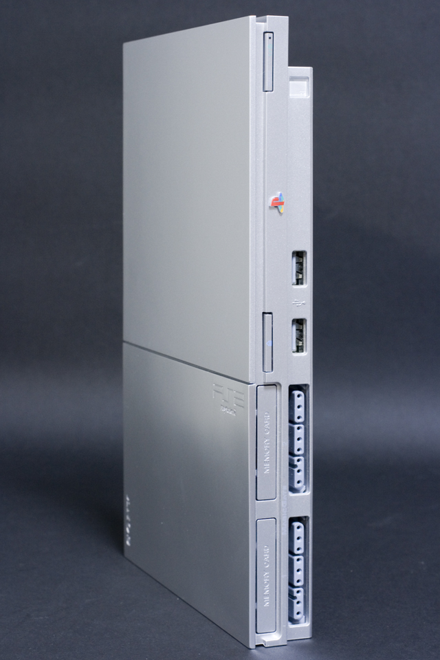 SONY:ソニーのPS2:プレイステーション2「SCPH-90000SS」-08