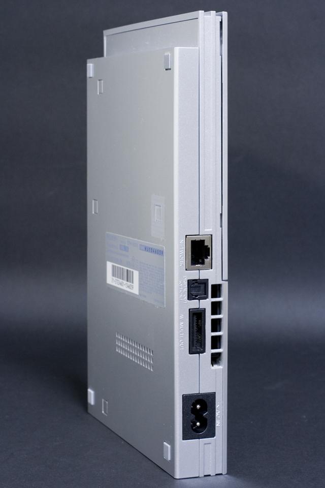 SONY:ソニーのPS2:プレイステーション2「SCPH-90000SS」-09