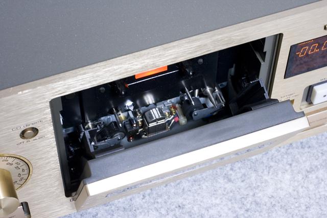 TEAC:ティアックのカセットデッキ「V-6030S」-05